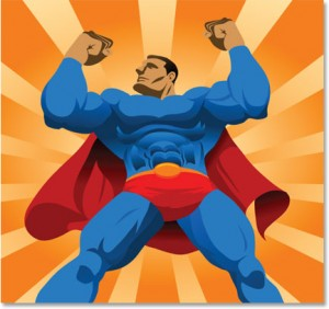 super hero 300x282 Are You Living In Your Strengths?