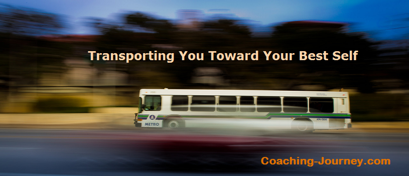 Coach cover My Coaching Journey Website